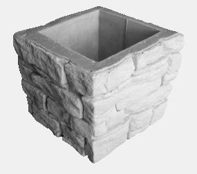 Блок для опорной колонны «Норвежский камень»