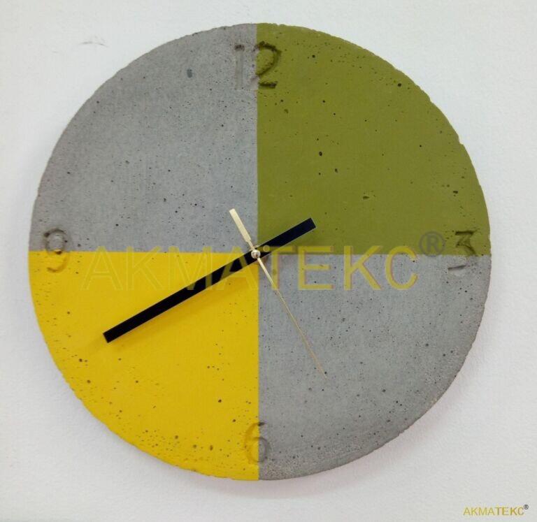 бетонные часы